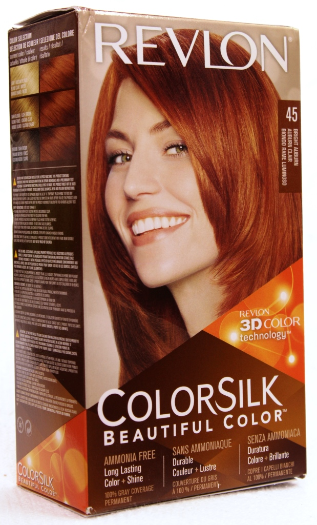 Revlon Color Silk Hair Color 45 130ml