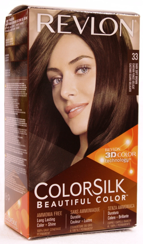 Revlon Color Silk Hair Color 33 130ml