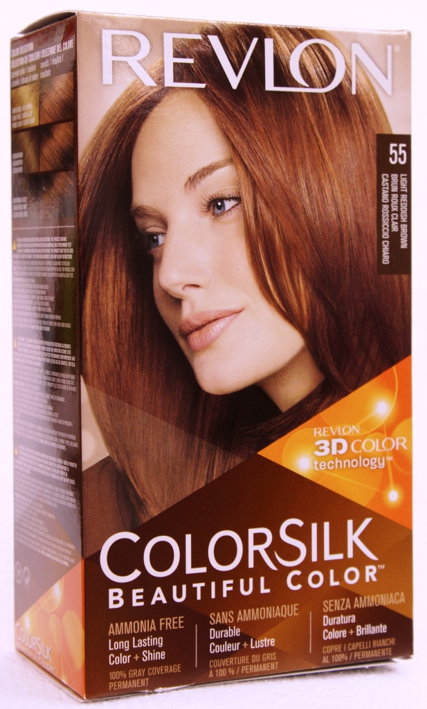 Revlon Color Silk Hair Color 55 130ml