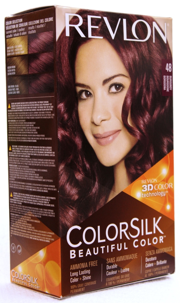 Revlon Color Silk Hair Color 48 130ml