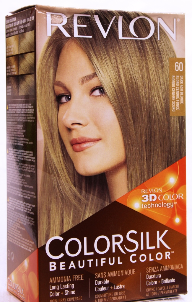 Revlon Color Silk Hair Color 60 130ml
