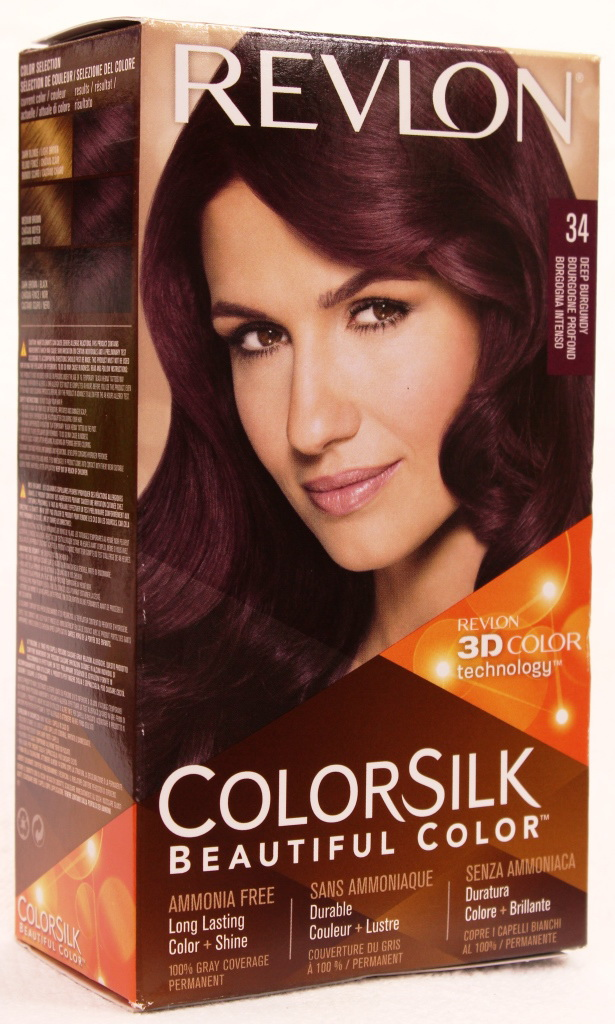 Revlon Color Silk Hair Color 34 130ml