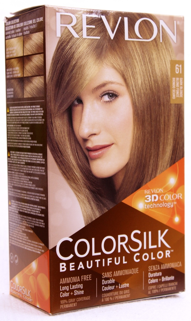 Revlon Color Silk Hair Color 61 130ml