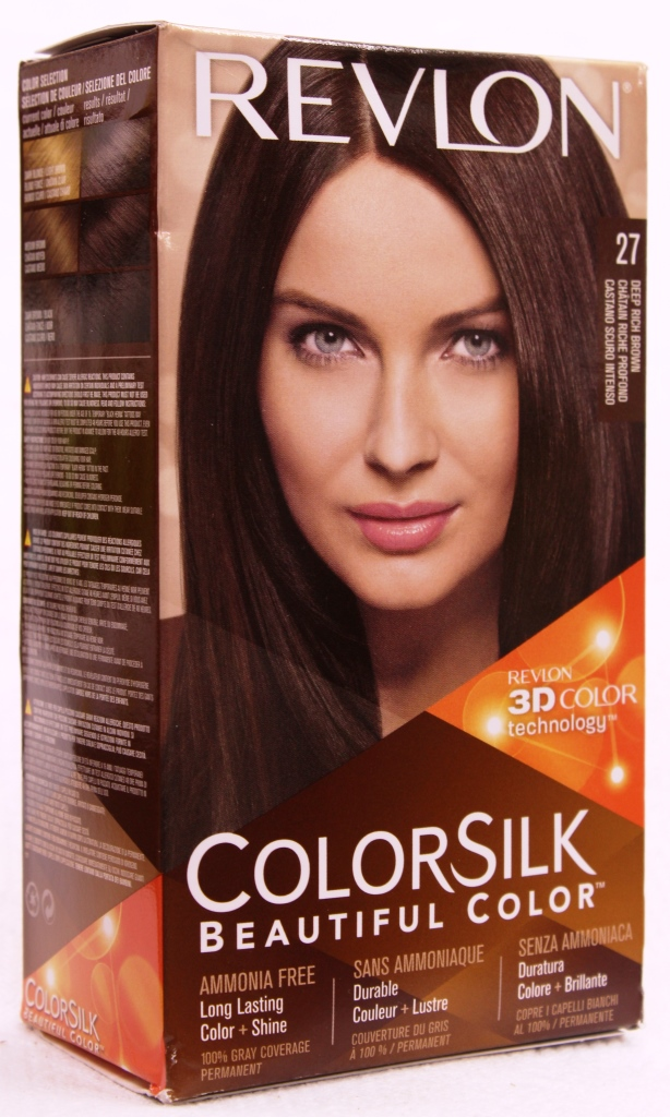 Revlon Color Silk Hair Color 27 130ml