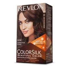 Revlon Color Silk Hair Color 37 130ml
