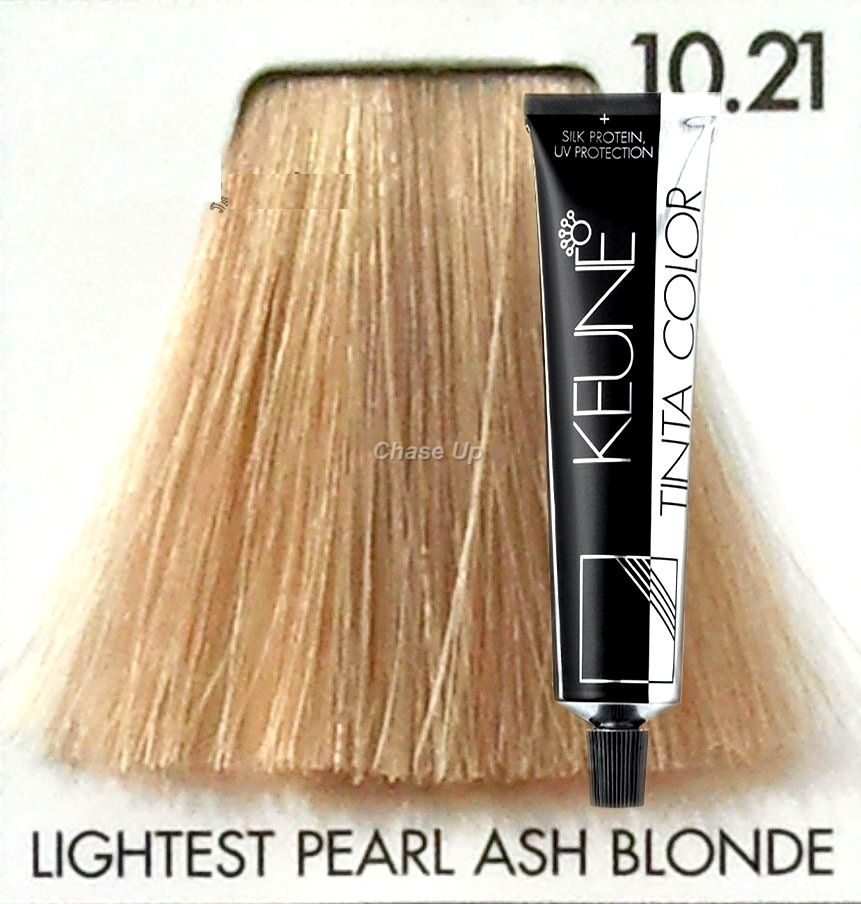 Keune Tinta Hair Color 10.21 Tube 60ml