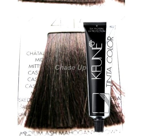 Keune Tinta Hair Color 4.15 Tube 60ml