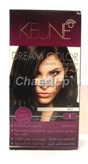 Keune Dream Hair Color 1 136ml