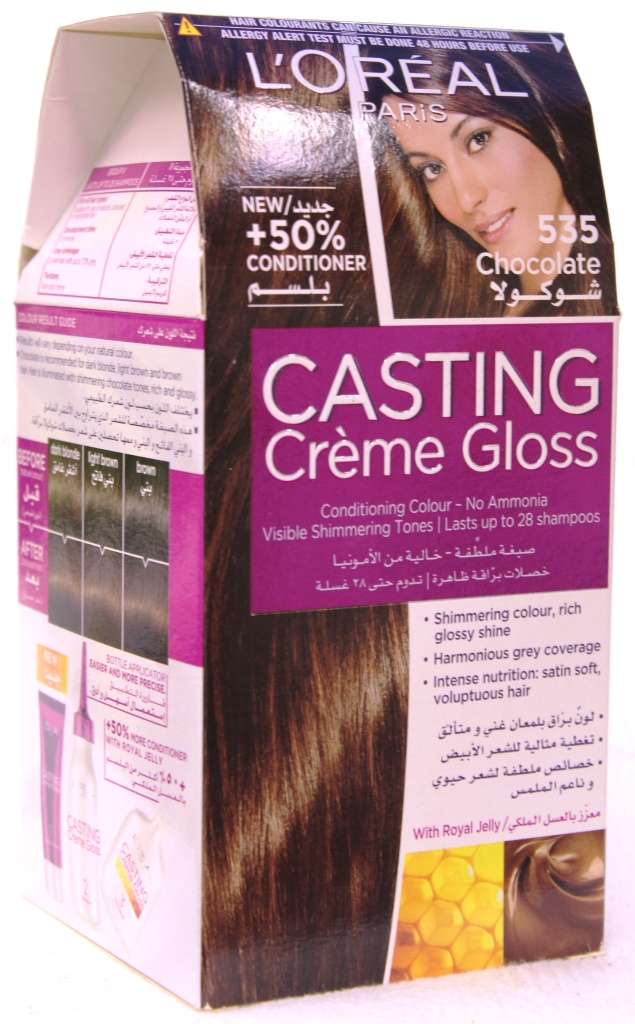 Loreal Casting Cr�me Gloss Hair Color 535