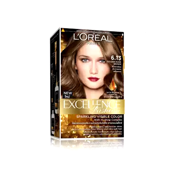 Loreal Excellence Creme Hair Color 613 172ml