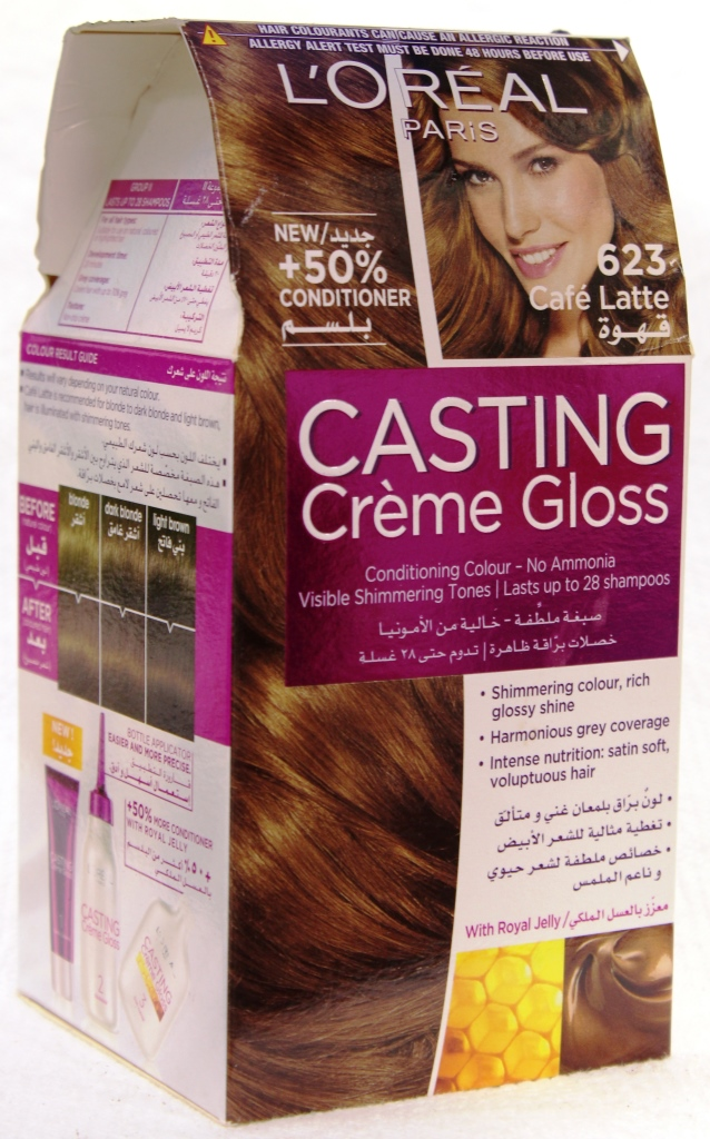 Loreal Casting Cr�me Gloss Hair Color 623