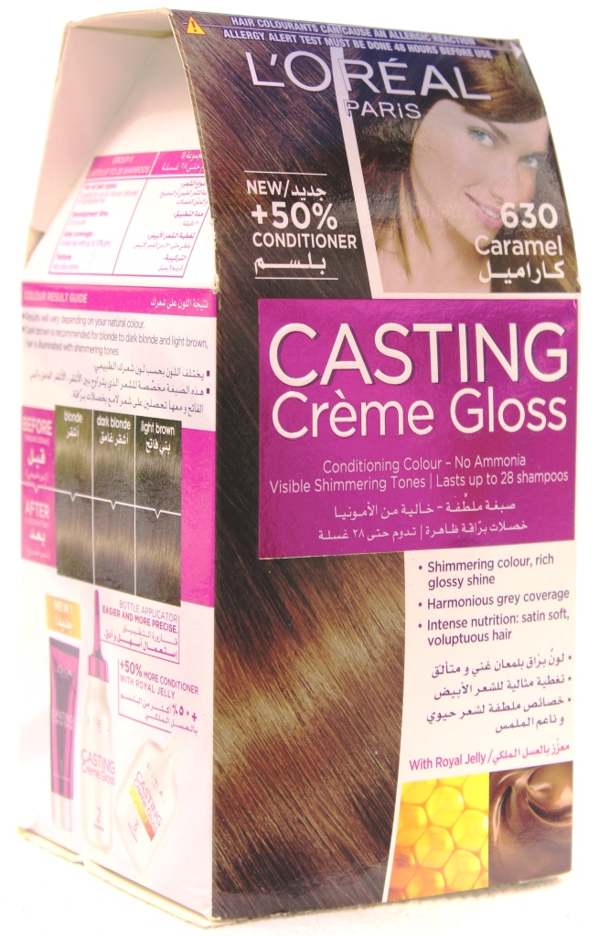 Loreal Casting Cr�me Gloss Hair Color 630