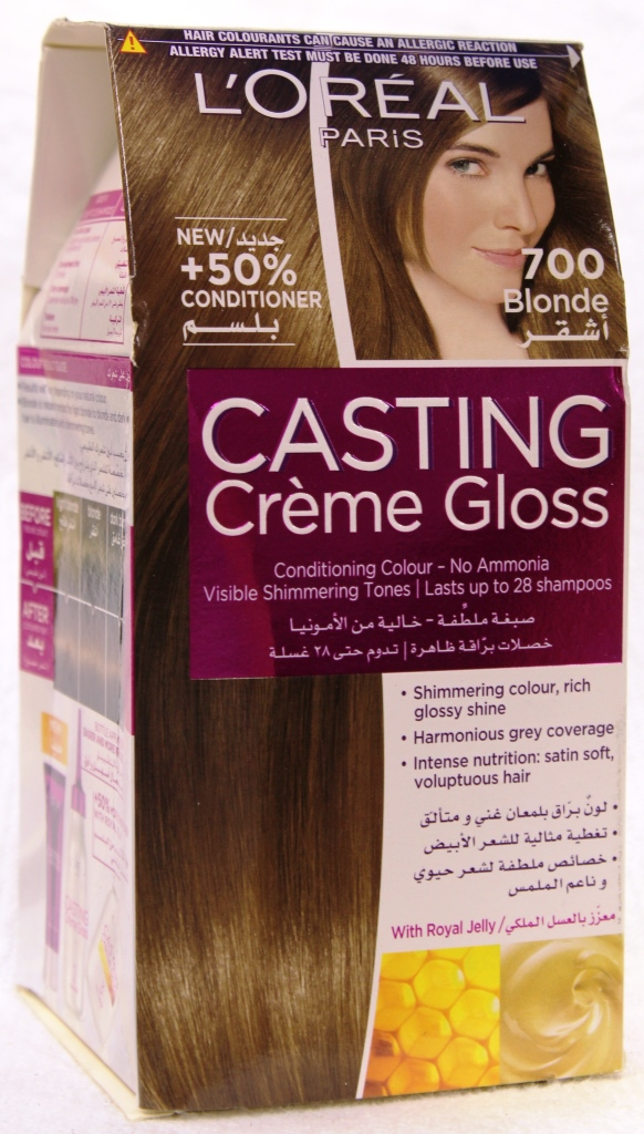 Loreal Casting Cr�me Gloss Hair Color 700