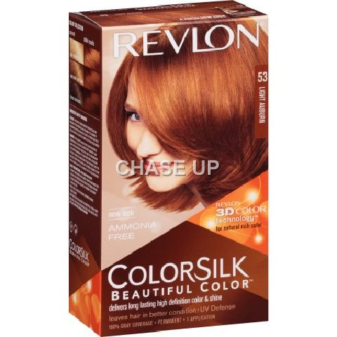 Revlon Color Silk Hair Color 53 130ml