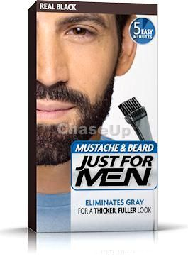 Just For Men Bread Hair Color Real Black 60ml