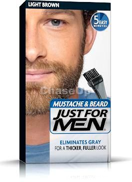 Just For Men Bread Hair Color Light Brown 60ml