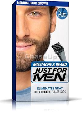 Just For Men Bread Hair Color Medium D-Brown 60ml