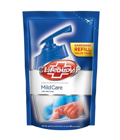 Lifebuoy Mild Care Hand Wash Pouch 200ml