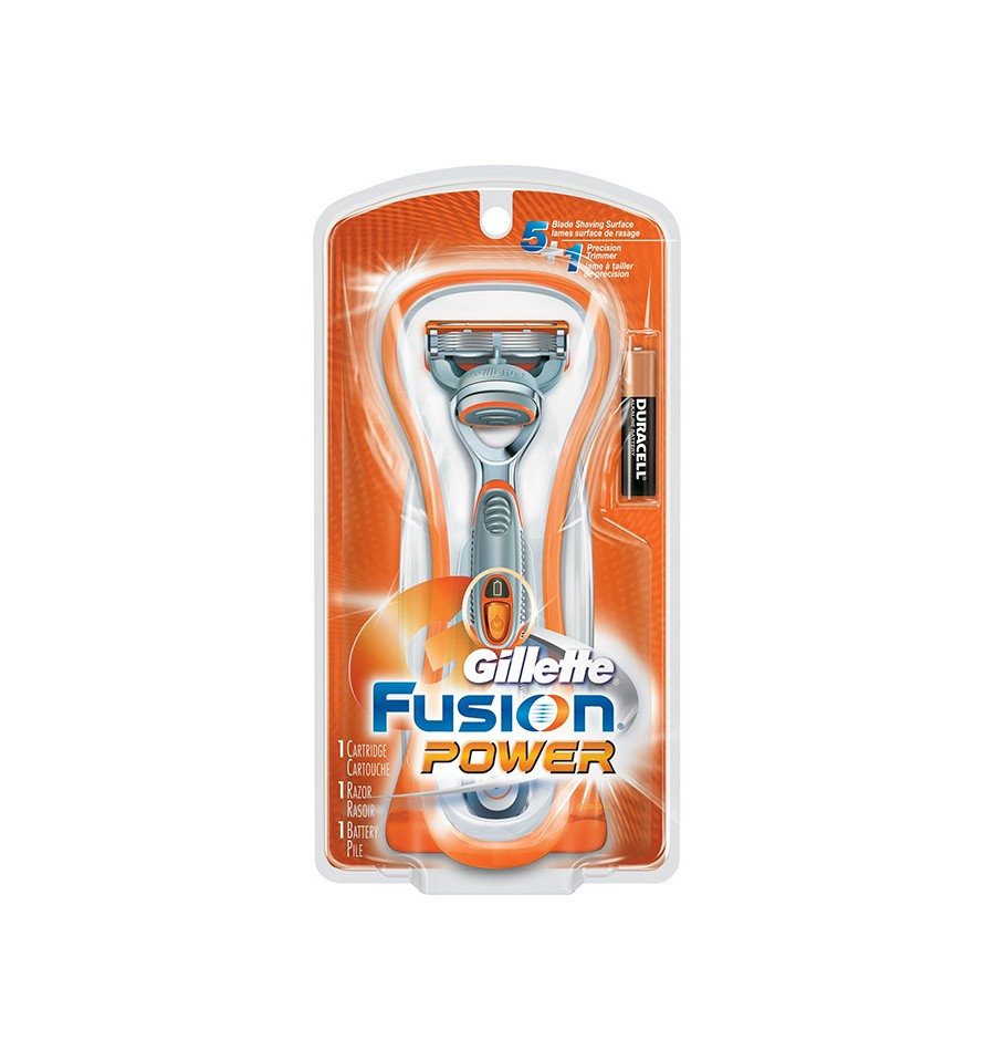 Gillette Fusion Manual Razor 1up (Atco)