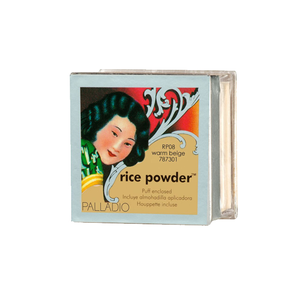 Palladio Rice Loose Powder RPO-08 17gm