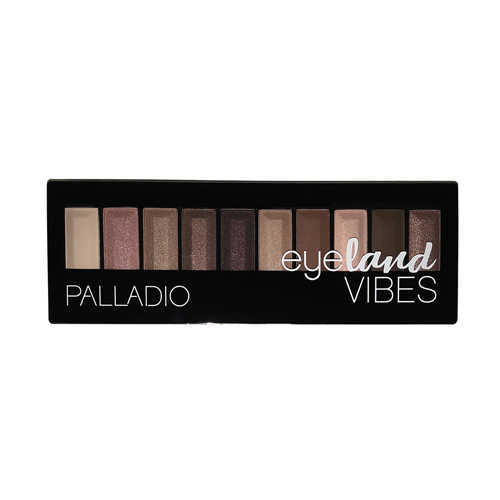 Palladio Eye Land Vibes Palette Eye Shadow EP-04 10gm