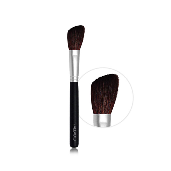 Palladio Blush Makeup Brush AB-456 1pc