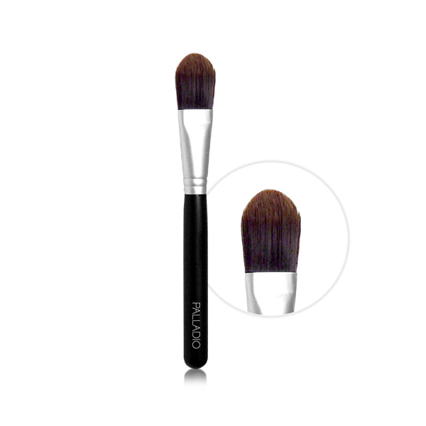 Palladio Foundation Makeup Brush AB-469 1pc