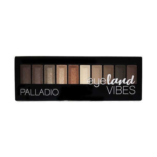 Palladio Eye Land Vibes Palette Eye Shadow EP-01 10gm