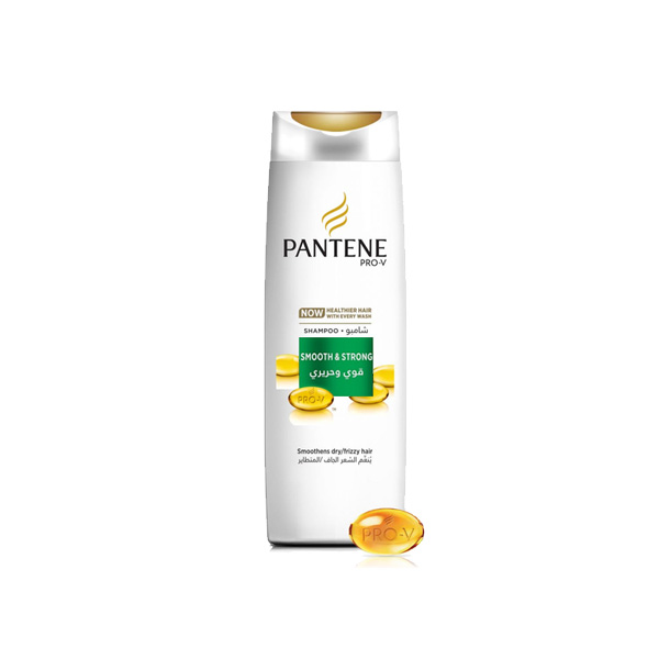 Pantene Smooth & Strong Shampoo 400ml