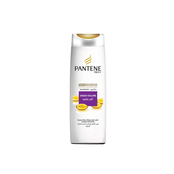 Pantene Sheer Volume Shampoo 400ml
