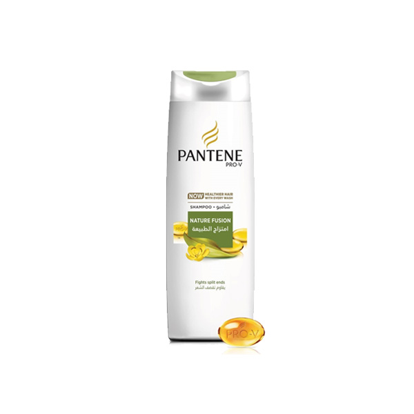 Pantene Nature Fusion Shampoo 360ml