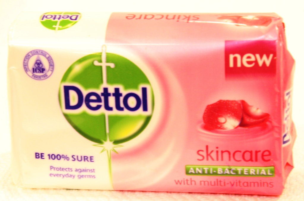 Dettol Skincare Soap 145gm