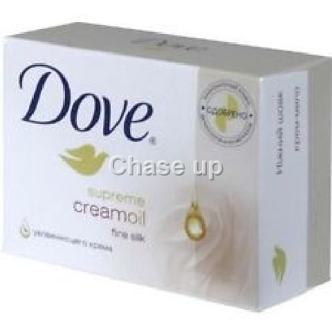 Dove Supreme Cream Oil Soap 135gm (Ger)