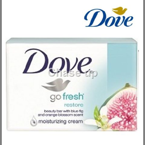 Dove Go Fresh Restore Soap 135gm (Ger)