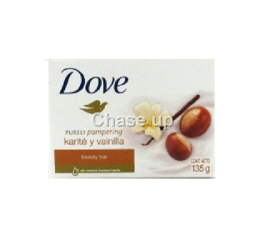 Dove Karite Y Vanilla Soap 135gm (Ger)