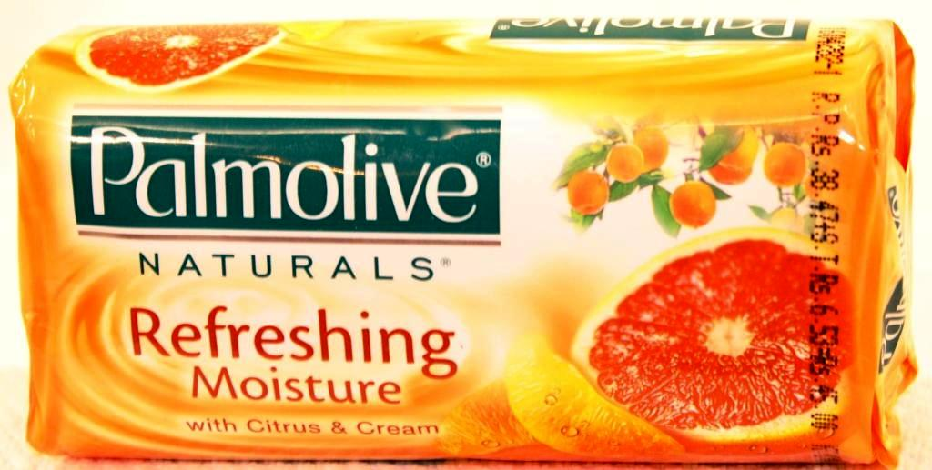 Palmolive Refreshing Moisture Soap (Orange) 150gm