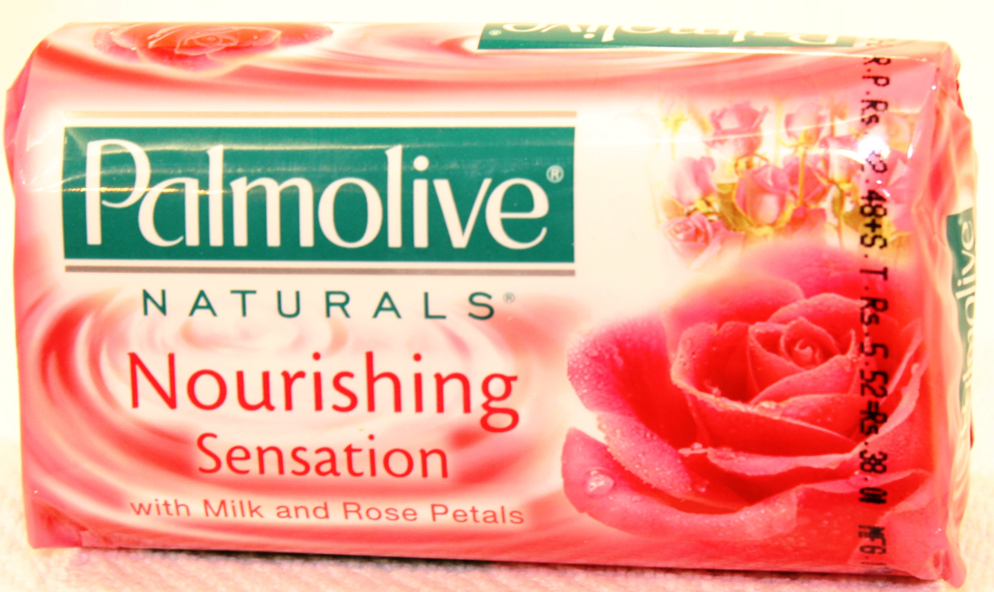 Palmolive Nourishing Sensation Soap (Pink) 115gm