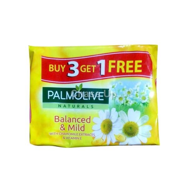 Palmolive Soap Promo Pack 75gm 4pcs