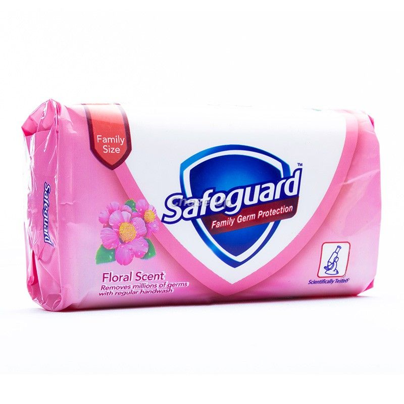 Safeguard Floral Scent Soap 70gm