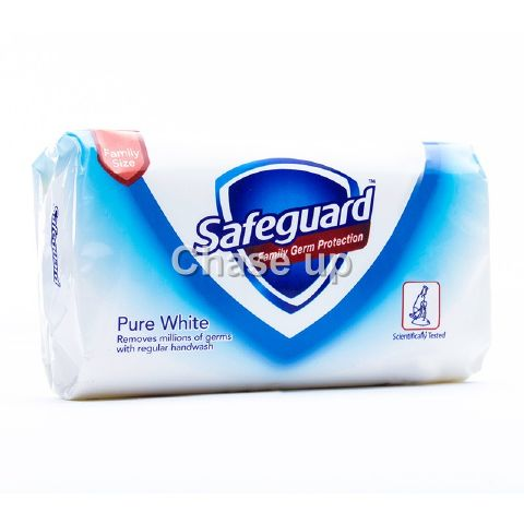 Safeguard Pure White Soap 135gm