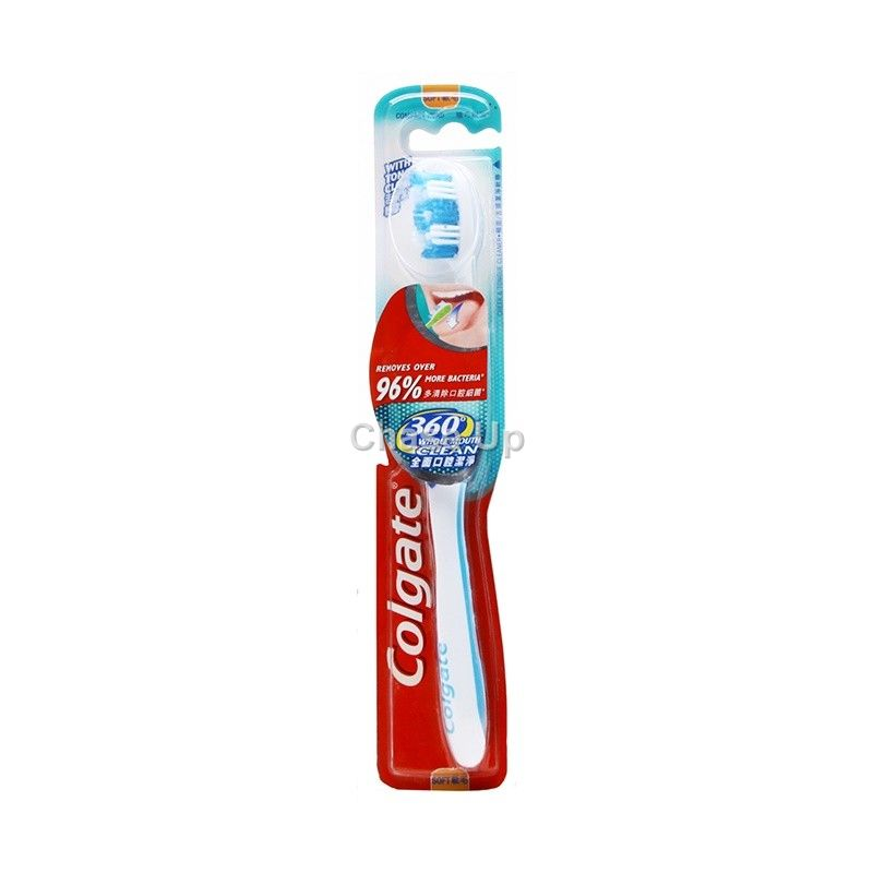 Colgate 360 Clean Soft Tooth Brush