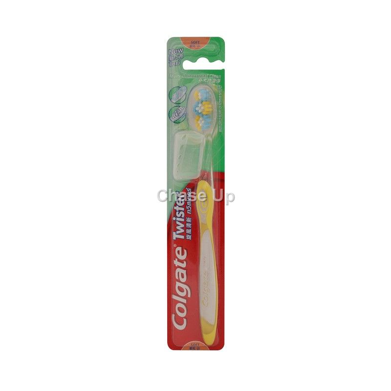 Colgate Twister Plus Soft Tooth Brush