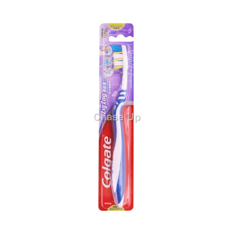 Colgate Zig Zag Plus Medium Tooth Brush