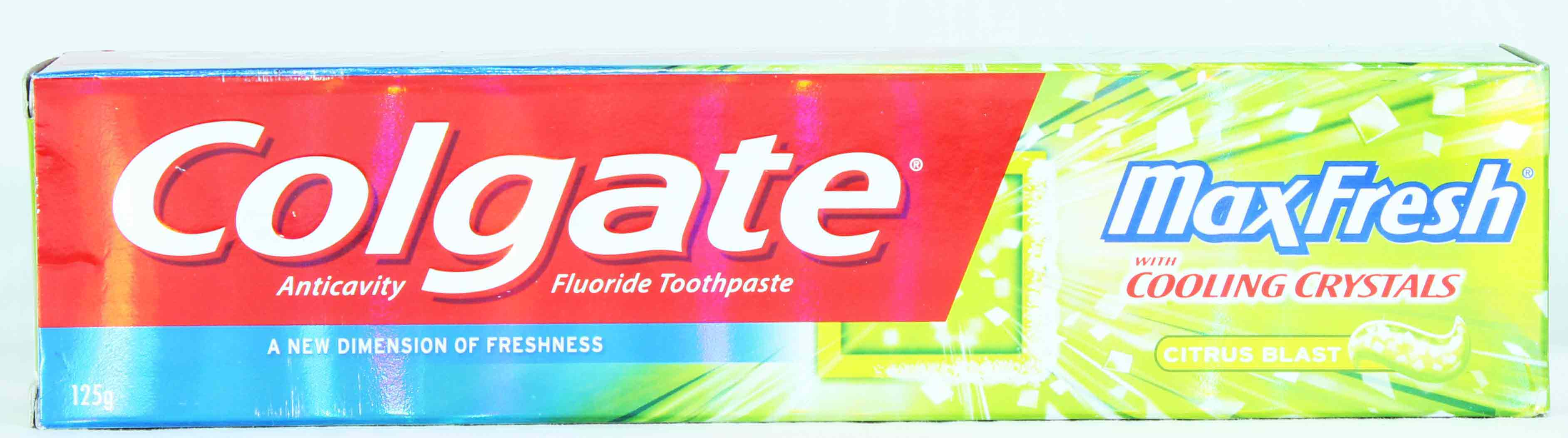 Colgate Max Fresh Citrus Green Tooth Paste 125gm