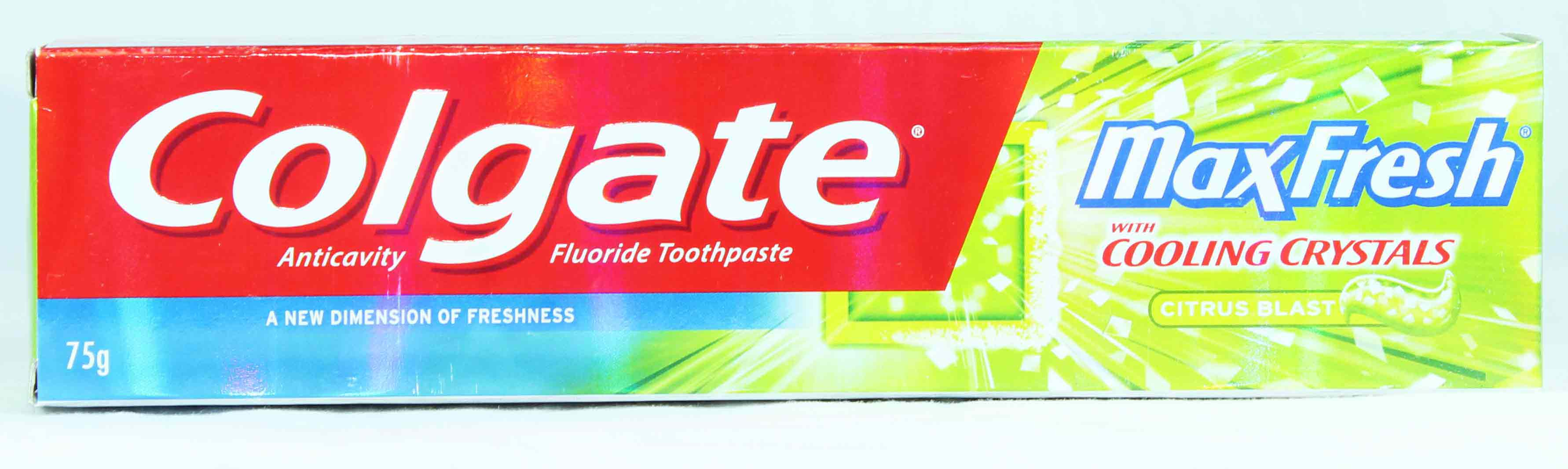 Colgate Max Fresh Citrus Green Tooth Paste 75gm