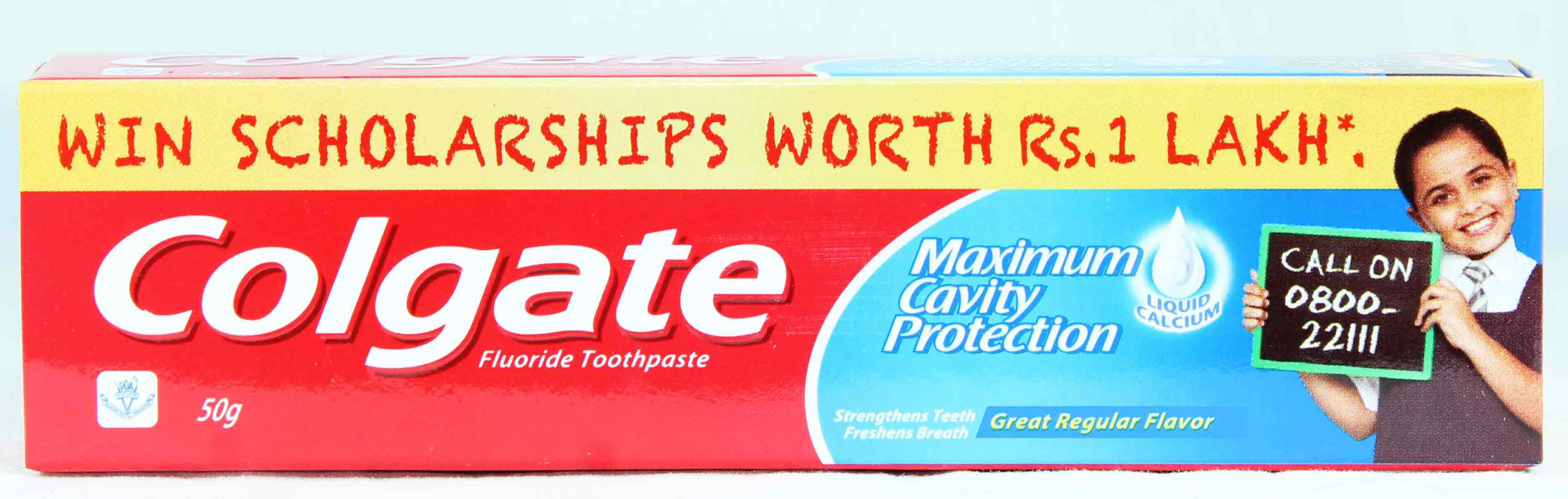 Colgate Maximum Cavity Protection Tooth Paste 50gm (C)