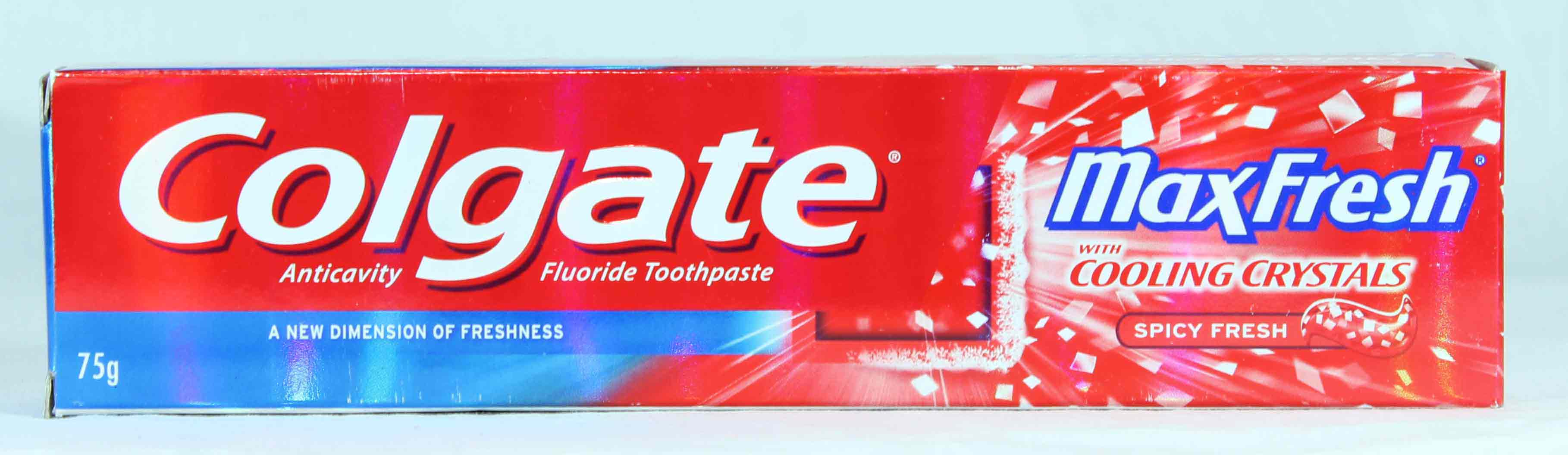 Colgate Max Fresh Cooling Red Tooth Paste 75gm