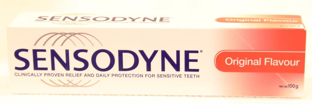 Sensodyne Original Flavor Tooth Paste 113gm