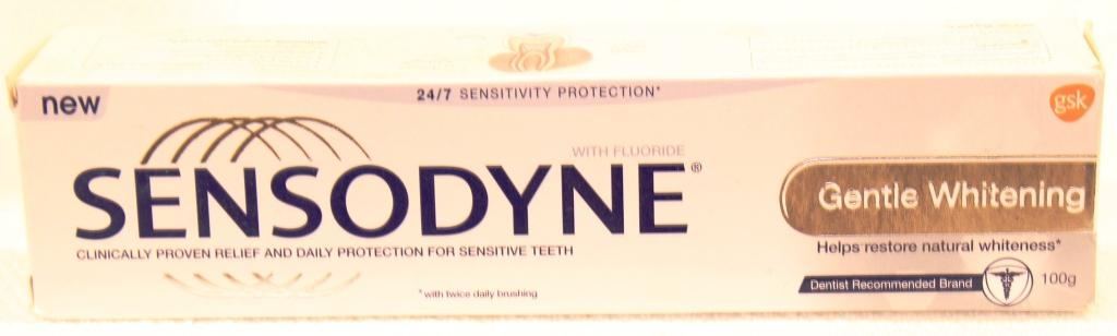 Sensodyne Gentle Whitening Tooth Paste 100gm