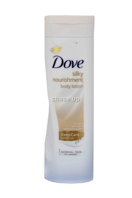 Dove Silky Nourishment Body Lotion 250ml